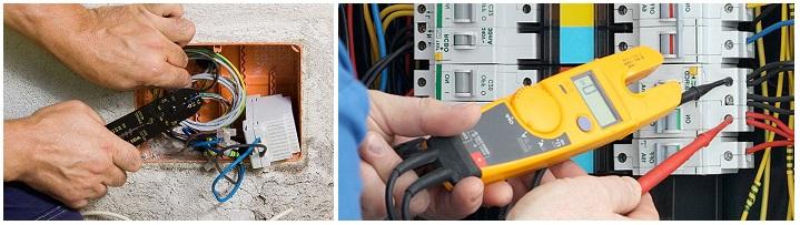Диагностика проводки в квартире электриком в Краснодаре