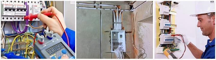 Электрик для диагностики в квартире Москва