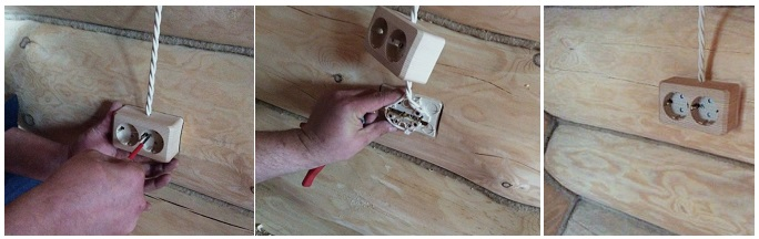 Электрика в частном доме под ключ